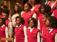 Rehearsal at Christ Church Christiana Hundred