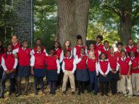 Choir School students