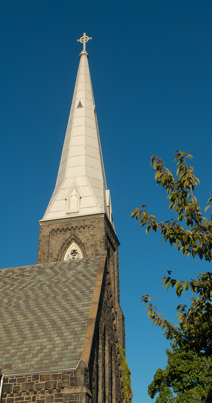 cathedral steeple